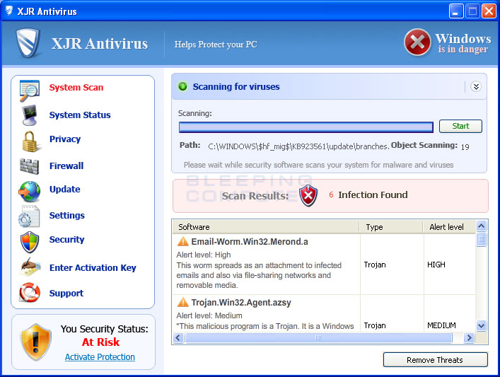 Issues Caused by Malware – Convoso Self-Help Center